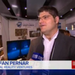 virtual reality ventures. Channel 9 News during Connect2015
