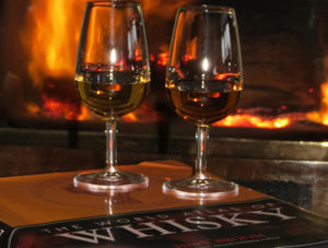 EATT magazine at the Tasmanian House of Whisky