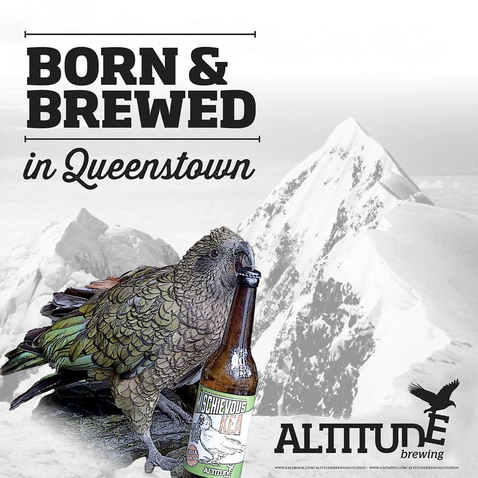 Discover New Zealands Altitude Beer