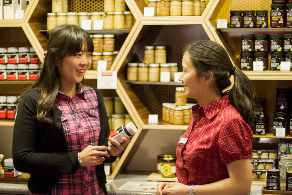The Winery New Zealand Honey Tasting Queenstown City Centre