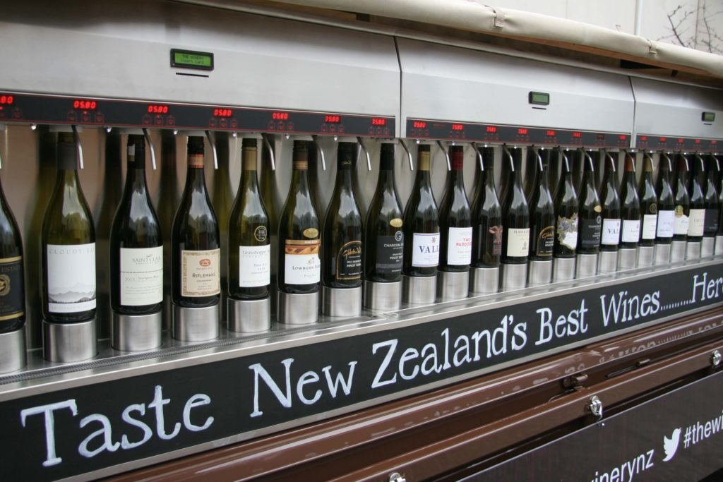 New Zealand's best wines on The Winedub