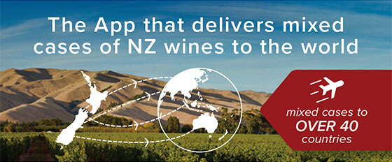 New Zealand wine app
