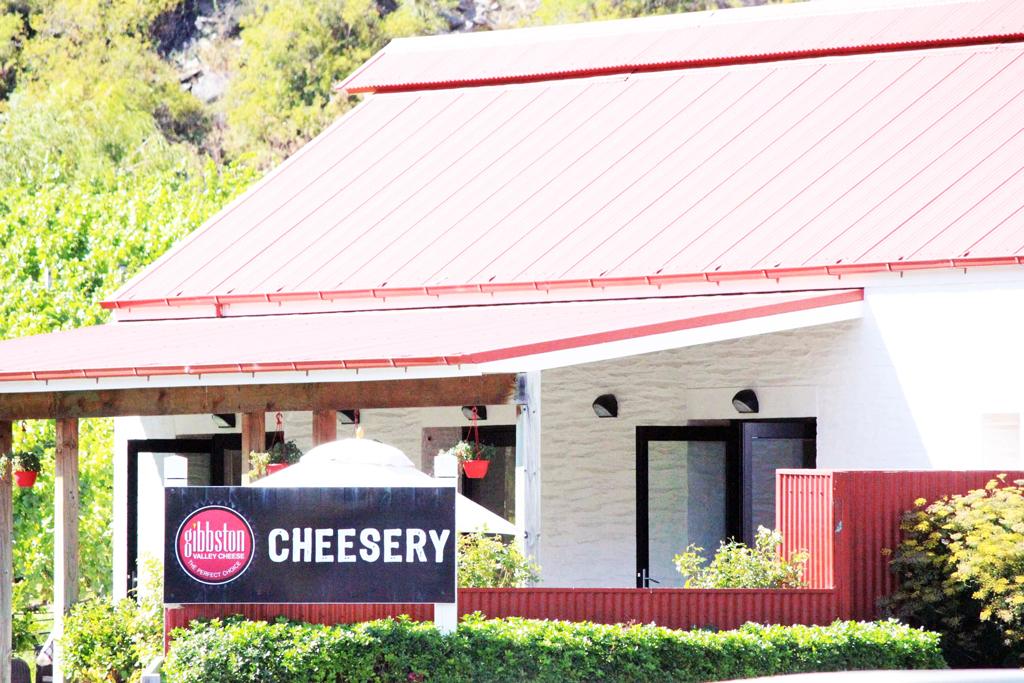 New Zealand Cheesery Gibbston Valley wines #NZMustDo