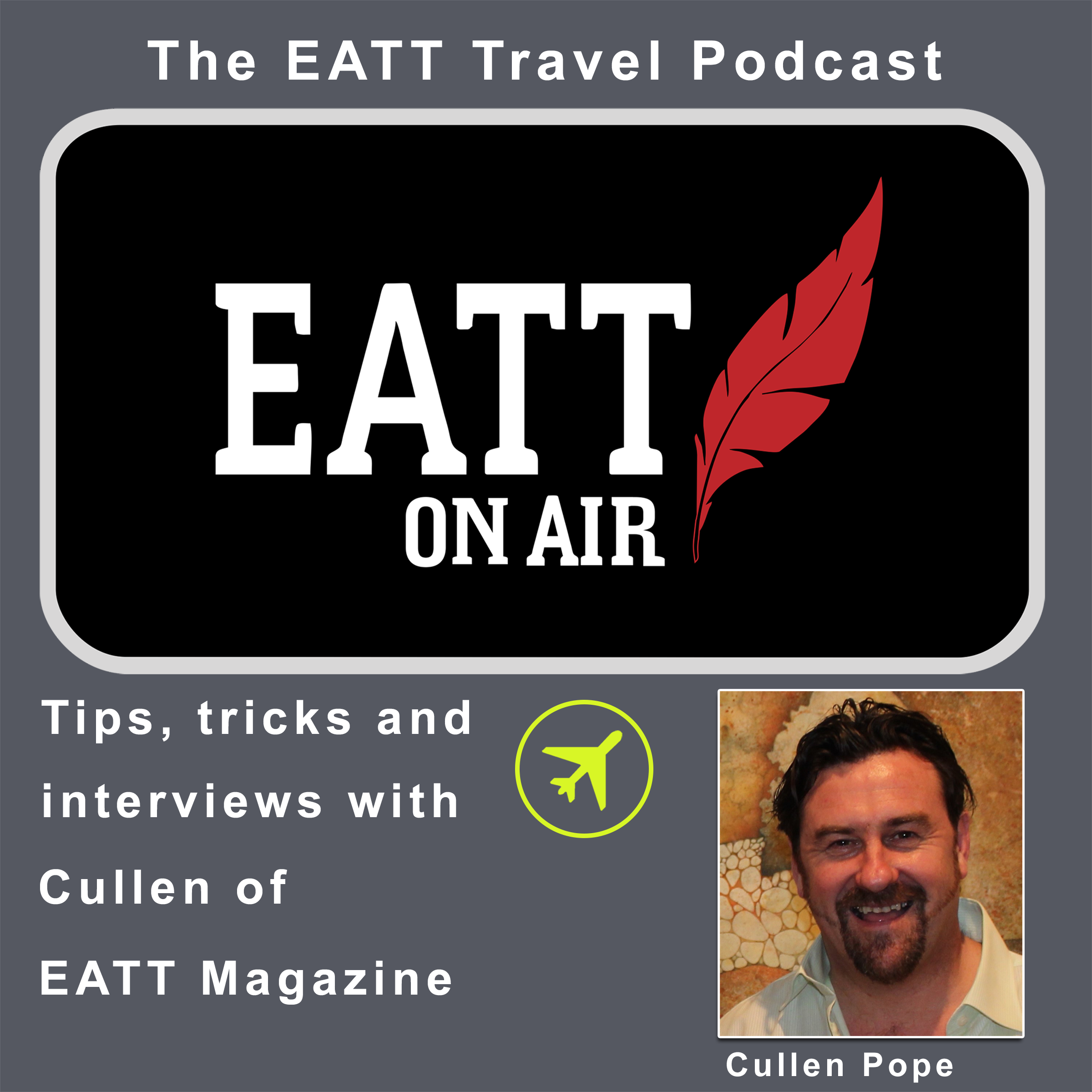 EATT Magazine podcast